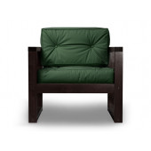 Кресло AnderSon Астер зеленый