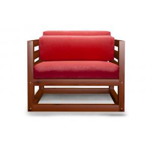 Кресло AnderSon Магнус алое
