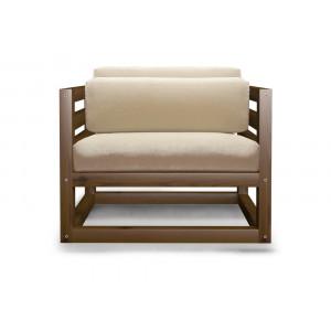 Кресло AnderSon Магнус белое