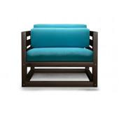 Кресло AnderSon Магнус бирюзовое
