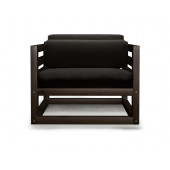 Кресло AnderSon Магнус черное