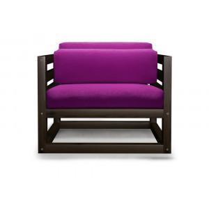 Кресло AnderSon Магнус фиолетовое