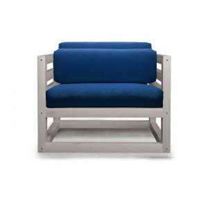 Кресло AnderSon Магнус синее