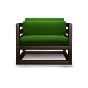 Кресло AnderSon Магнус зеленое