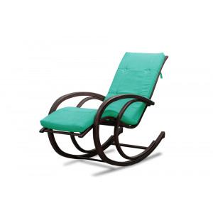 Кресло AnderSon шезлонг болотное