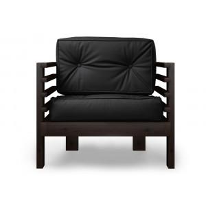 Кресло AnderSon Стоун черное
