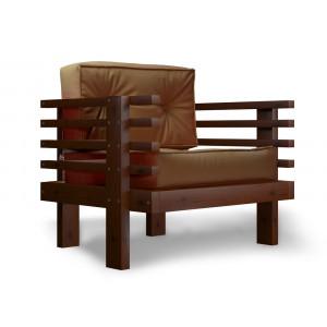 Кресло AnderSon Стоун коричневое