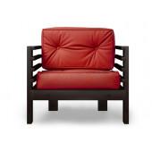 Кресло AnderSon Стоун красное