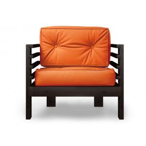 Кресло AnderSon Стоун оранжевое
