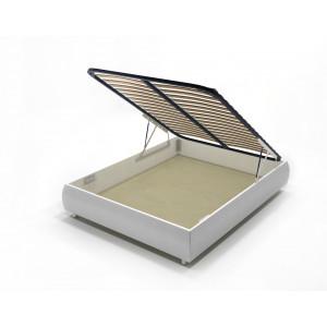 Кровать с подъемным механизмом AnderSon Dario 1 Box белая
