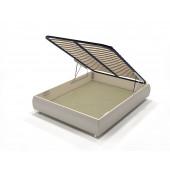 Кровать с подъемным механизмом AnderSon Dario 1 Box бежевая