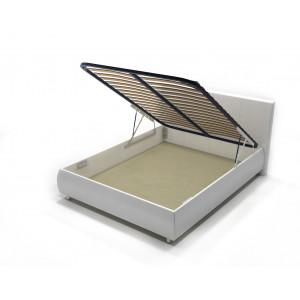 Кровать с подъемным механизмом AnderSon Dario 1 белая