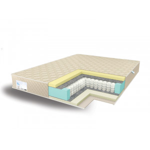 Матрас Comfort Line Memory 4 - Latex 3 TFK
