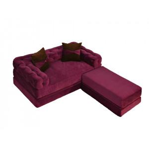 Бескаркасный диван МБ CAPRIO