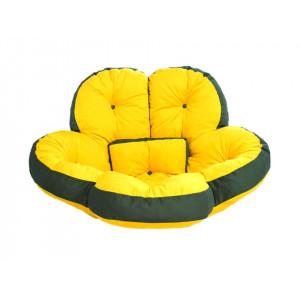 Кресло матрас МБ Цветок