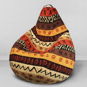 Кресло мешок My Puff Африка