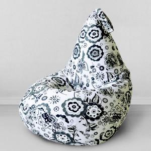 Кресло мешок My Puff зима