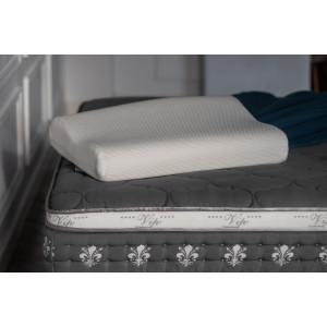 Подушка MaterLux Assia латексная с двумя волнами