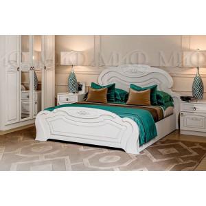Двуспальная кровать Александрина