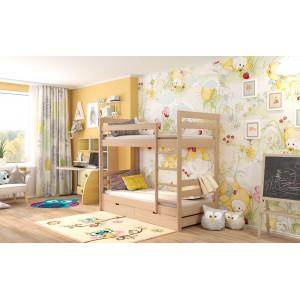 Детская двухъярусная кровать MIELLA Happiness
