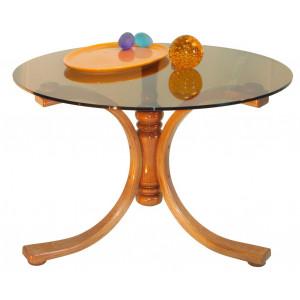 Журнальный столик Лорд (Cреднекоричневый)