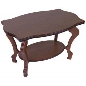 Журнальный столик Берже 1 (Cреднекоричневый)