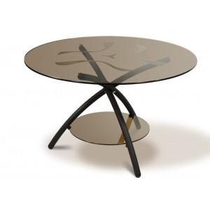 Журнальный столик Дуэт 3 (Черный)