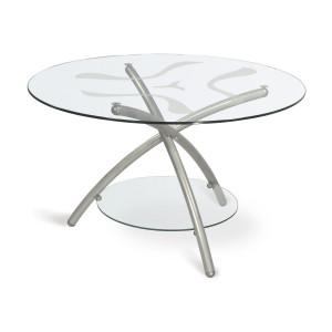 Журнальный столик Дуэт 3 (Металлик)