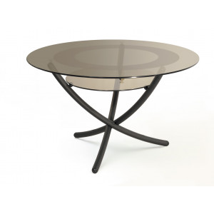 Журнальный столик Дуэт 4 (Черный)
