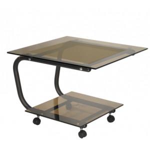Журнальный столик Дуэт 9 (Черный)