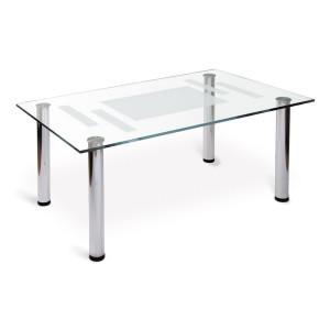 Журнальный столик Робер 10М (Металлик)