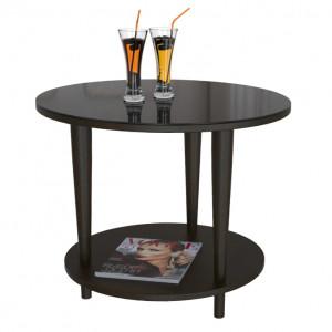 Журнальный столик Beauty Style 10 Черное стекло
