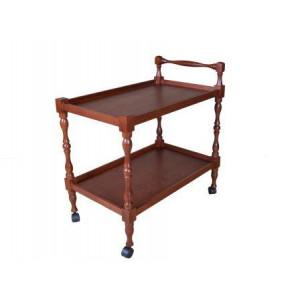 Сервировочный стол Бридж (Cредне-коричневый)