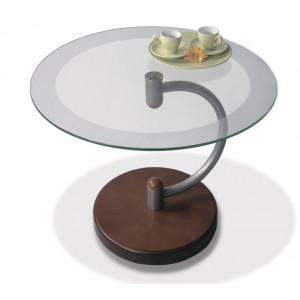 Журнальный столик Дуэт 13Н (Cреднекоричневый)