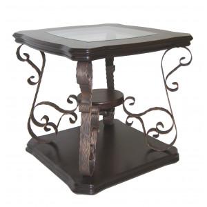 Журнальный столик Лючия 2102 (Темно-коричневый)