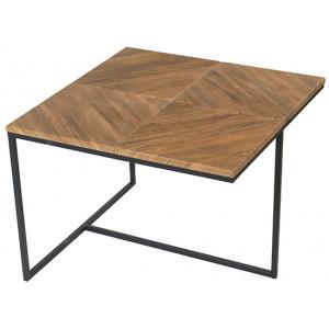Журнальный столик Эклектик квадро (Дуб американский)