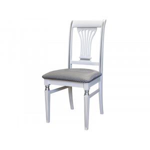 Стул Арида (Белый / серебро)