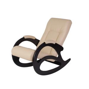Кресло - качалка Тенария 1 (Слоновая кость/венге)