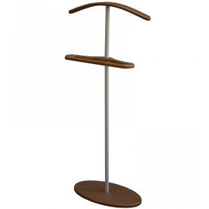 Костюмная вешалка Дэви 3 (Металлик / средне - коричневый)