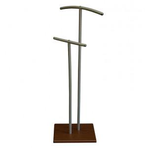 Костюмная вешалка Дэви 4 (Металлик / средне - коричневый)