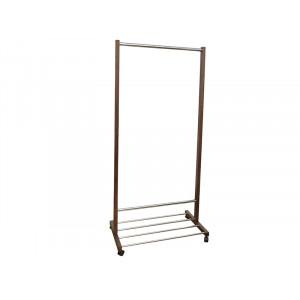 Вешалка гардеробная В 35Н (Cредне-коричневый)