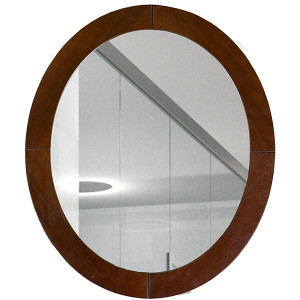 Зеркало Берже 24 (Темно-коричневый)