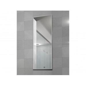 Зеркало Сельетта 6 (Белый/матовый)