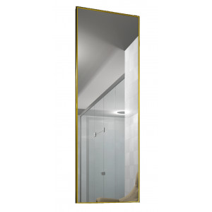 Зеркало Сельетта 5 (Золото/глянец)
