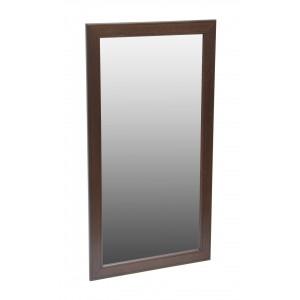 Зеркало настенное В 61Н (Темно-коричневый)
