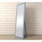 Напольное зеркало Rome голубое