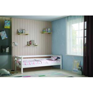 Детская кровать Соня Вариант 2 с задней защитой
