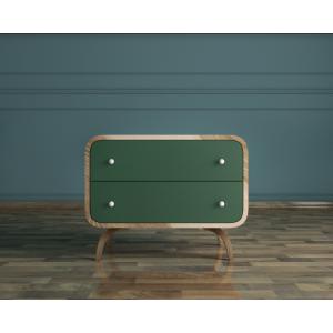 Комод Ellipse с двумя ящиками