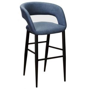 Кресло Walter Сканди Блю Арт барное