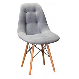 Стул Eames W Сканди Грей